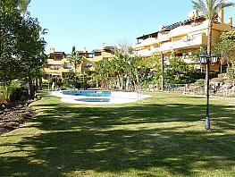 Casa adosada en alquiler en urbanización Arroyos Piedras, Nagüeles Alto en Marbella - 340778381