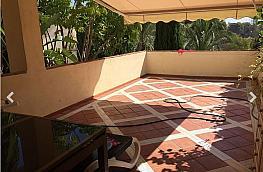 Piso en alquiler en urbanización Lomas Marbella Club, Milla de Oro en Marbella - 347115020