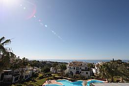 Ático-dúplex en alquiler en calle Arrabal la Virginia, Torrecilla-Mirador en Marbella - 354793138