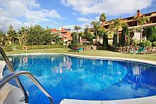 Casa adosada en alquiler de temporada en calle Cerquilla de Nagueles, Milla de Oro en Marbella - 200427697