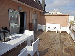 Ático en alquiler en calle Baleares, Penya-Roja en Valencia - 320723488