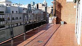 Ático en alquiler en calle Colón, Sant Francesc en Valencia - 325291506