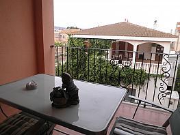 Terraza - Piso en venta en calle Alta Ribagorça, Camarles - 266265155