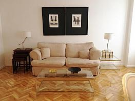Piso en alquiler en calle Recoletos, Recoletos en Madrid - 313526022