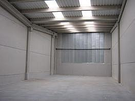 Nave industrial en alquiler en San Agustín de Guadalix - 125628951