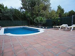 Piscina - Chalet en venta en Sant Vicenç dels Horts - 255034992