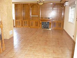 Salón - Chalet en venta en calle Campodon, Villaviciosa de Odón - 269053472