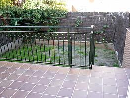 Jardín - Casa adosada en alquiler en calle Muy Centrico, Villaviciosa de Odón - 347928209