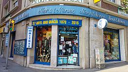 Fachada - Local en alquiler en Vila de Gràcia en Barcelona - 302262462