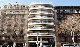 Fachada - Oficina en alquiler en Eixample dreta en Barcelona - 314527392