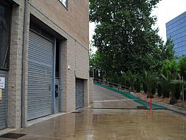 Fachada - Nave en alquiler en Sant Cugat del Vallès - 346050619