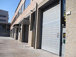 Fachada - Nave en alquiler en Centre en Sant Cugat del Vallès - 346051370