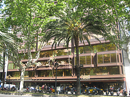 Fachada - Oficina en alquiler en Vila de Gràcia en Barcelona - 375697234