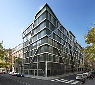 Fachada - Oficina en alquiler en Sant Gervasi – Galvany en Barcelona - 157849789