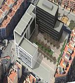 Fachada - Oficina en alquiler en Sant Martí en Barcelona - 170118336