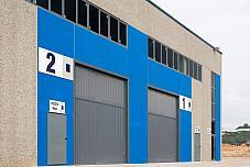Fachada - Nave industrial en alquiler en Montornès del Vallès - 196344124