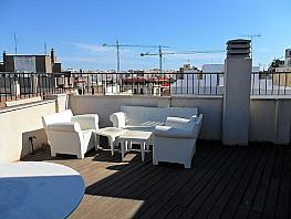 Terraza - Ático en alquiler en Casco en Cartagena - 257878380