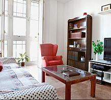 Salón - Piso en alquiler en Casco en Cartagena - 323030310