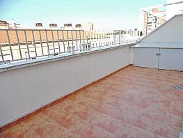 Terraza - Ático en venta en calle Popular Madrileña, San Fermín en Madrid - 255636543