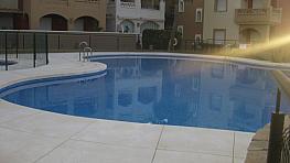Piscina - Ático en alquiler de temporada en calle Tomillar, Torre del mar - 299249724