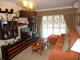 Salón - Piso en alquiler de temporada en calle Centro, Torre del mar - 299259895
