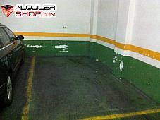 Garajes en alquiler Valencia, Patraix