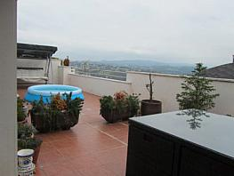 004 terraza.jpg - Ático en venta en Montecerrao en Oviedo - 367174756