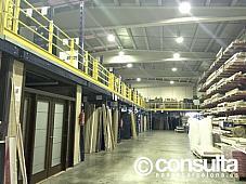 Planta baja - Nave industrial en alquiler en polígono Almeda, Almeda en Cornellà de Llobregat - 242383346