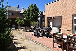 Patio trasero - Piso en venta en calle Italia, Ciudad Jardin en Arroyomolinos - 290271689