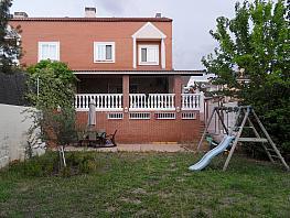 Fachada - Chalet en venta en calle Miguel de Hunamuno, Casco Viejo en Arroyomolinos - 299248409