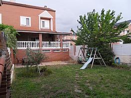 Fachada - Chalet en venta en calle Miguel de Hunamuno, Casco Viejo en Arroyomolinos - 299248415