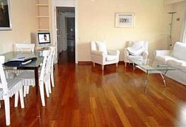 Salón - Piso en alquiler en calle Ramon y Cajal, Nervión en Sevilla - 264777276