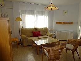 Salón - Apartamento en alquiler en calle San Francisco Javier, Nervión en Sevilla - 268657065