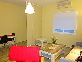 Salón - Piso en alquiler en calle Manuel Siurot, Bami en Sevilla - 371228981