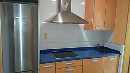 Cocina - Apartamento en alquiler en calle Emilio Lemos, Av. Ciencias-Emilio Lemos en Sevilla - 380162195