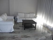 Salón - Piso en alquiler en calle Buhaira, Nervión en Sevilla - 141141565