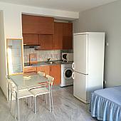 Cocina - Estudio en alquiler en calle Luis Montoto, Casco Antiguo en Sevilla - 162322465