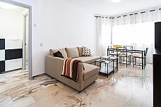 Salón - Apartamento en alquiler en calle Alcalde Luis Uruñuela, Este - Alcosa - Torreblanca en Sevilla - 168730027