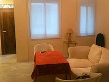 Salón - Apartamento en alquiler en plaza Cristo de Burgos, Encarnación-Regina en Sevilla - 187453108