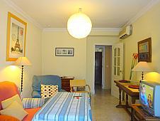 Salón - Piso en alquiler en calle Cardenal Lluch, Nervión en Sevilla - 203946572