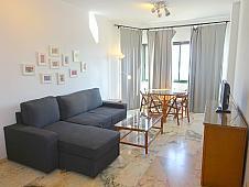 Salón - Apartamento en alquiler en calle Alcalde Luis Uruñuela, Entrepuentes en Sevilla - 218217647
