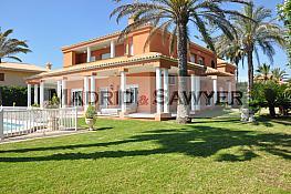 Jardín - Villa en venta en calle Del Cabo, Cabo Roig - 252828810