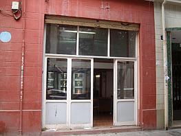 Local en alquiler en calle Pintor Navarro Llorens, Arrancapins en Valencia - 396315109