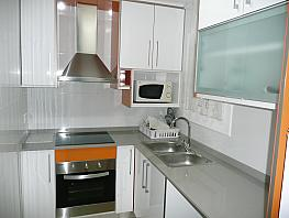 Cocina - Piso en alquiler en calle Pare Gari, Centre en Vilanova i La Geltrú - 305627876