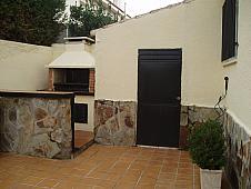 Patio trasero - Casa pareada en venta en calle La Flor, Ugena - 128267912