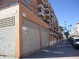 Fachada - Local en alquiler en calle Imperio Argentina, Martín Carpena-Torre del Río en Málaga - 324848440