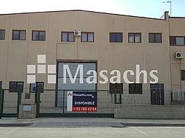 Ref. 7654 garrotxa - Nave industrial en alquiler en Castellar del Vallès - 297038008