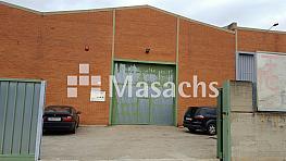 Ref. 7718 exterior - Nave industrial en alquiler en Castellar del Vallès - 368365777