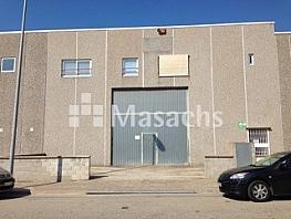 Ref. 7293 farigola - Nave industrial en alquiler en Riudellots de la Selva - 228603018