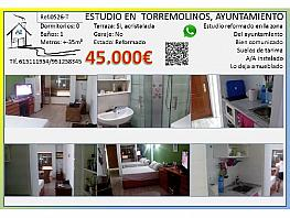 Studio in verkauf in calle San Francisco, Centro in Torremolinos - 393460779